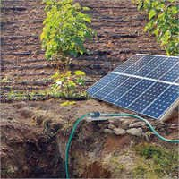 Solar Drip Irrigation System