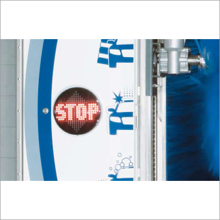 Automatic Car Wash System
