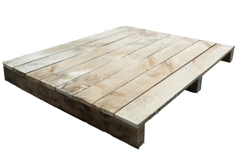 Single Sided Wooden Pallet