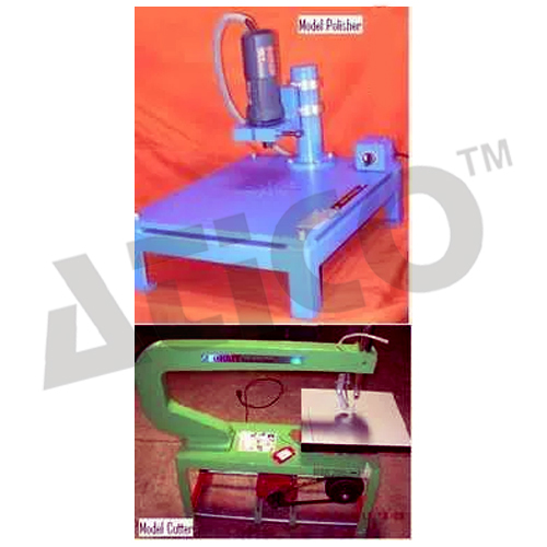 Model Cutter And Model Polisher
