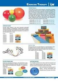 Therapy Balls / Execercise Band