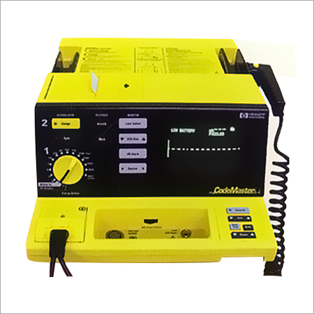 Refurbished HP Code Master Defibrillator