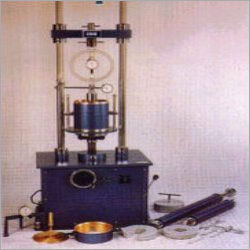 California Bearing Ratio Test Apparatus