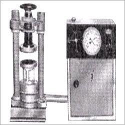 Compression Testing Machine 100 T Electrical