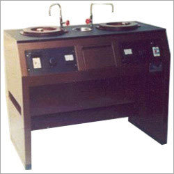 Double Discs Grinding And Polishing Machine