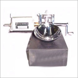 Liquid Limit Machine