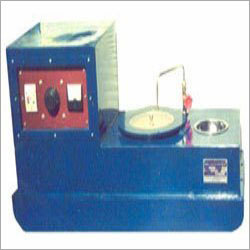 Single Disc Grinding And Polishing Machine