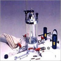 Triaxial Cell With Accessories
