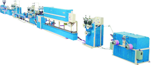 PP HDPE PET BOX STRAPPING PLANT
