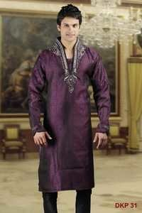 Designer men's wear