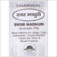 Ayurvedic Cough Pills