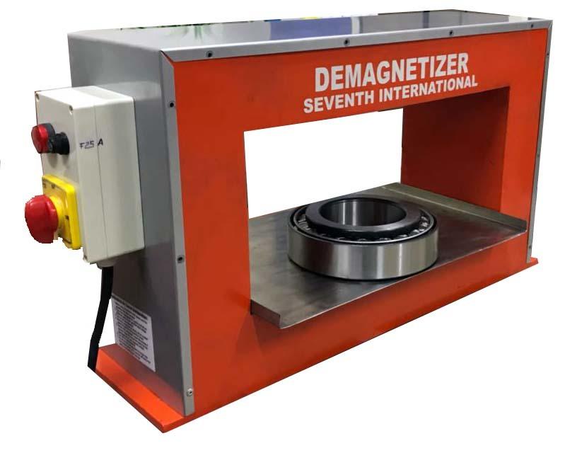 Demagnetizer Tunnel Type