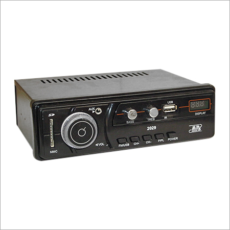 Car Stereo USB Radio