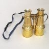 Antique Brass Binocular