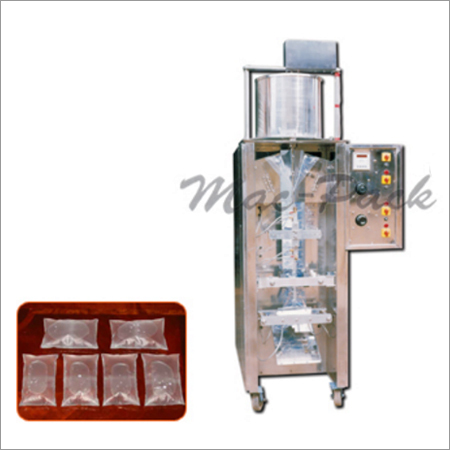 Single Head Liquid Pouch Packing Machine