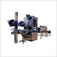 Fully Automatic Shrink Sleeve Applicator
