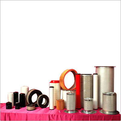 Consumables (Air, Oil Filters And Separators)