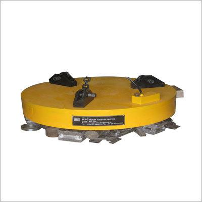 Circular Electro Magnet Lifter