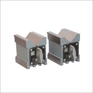 Magnetic V Block For Standard Room Grade