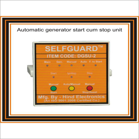 Generator Auto Start