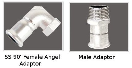 Female Angel Adaptor