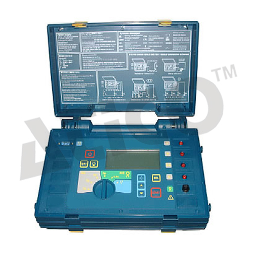 EARTH RESISTIVITY METER