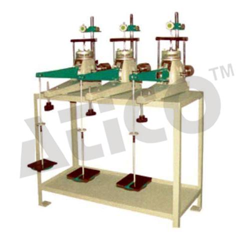 Consolidation Apparatus Three Gang Model