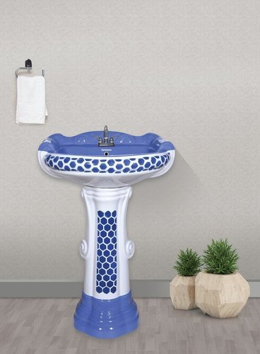 Pedestal Designer Wash Basins