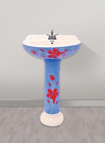 Color Wash Basin