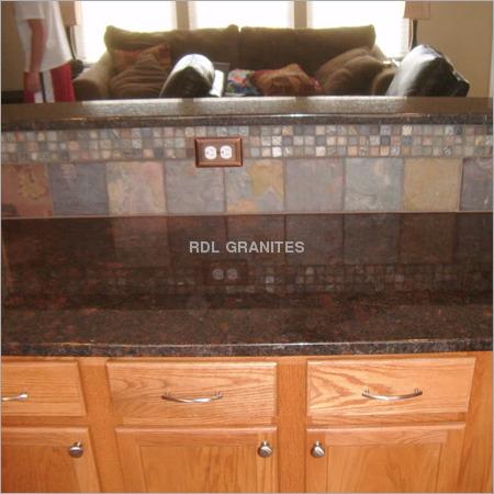 Coffee Brown Granite Countertops Rdl Granites No 75 Sp Avenue Ponamallee Chennai India