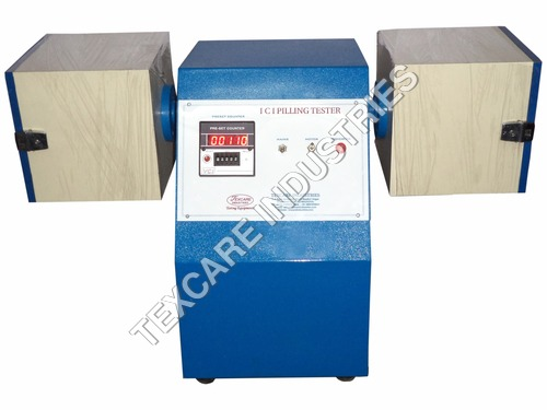 ICI Pilling Box Tester