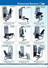 Strengthning Equipments