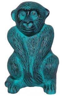 Baby Monkey Statue