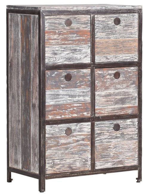 Reclaimed Wooden Cabinets