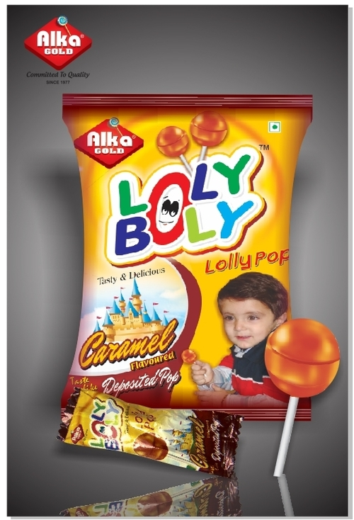 LOLY BOLY CAREMEL