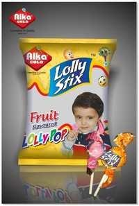 Mixed Fruit Lolypop