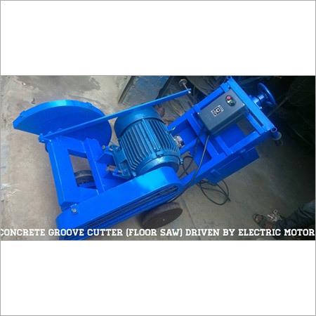 Concrete Groove Cutting Machine (Electric)
