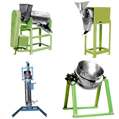 Fruit Juice Machinery