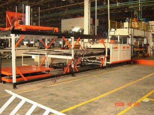Hydraulic Trunk Forming Press