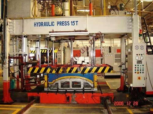 Santec Hydraulic Forming Press