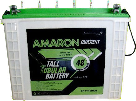 Inverter Tall Tubular Battery