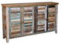 Reclaimed Wooden Showcase