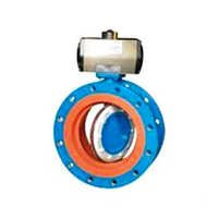 Offset Disc Butterfly Valves