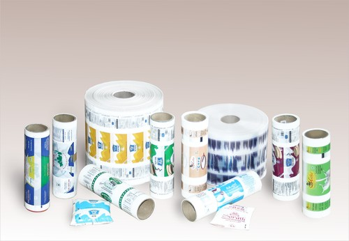 Pouch Packaging Film
