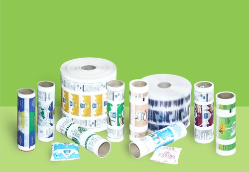Water Pouch Packing Film