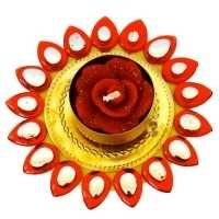 Floating Double Layer Diya