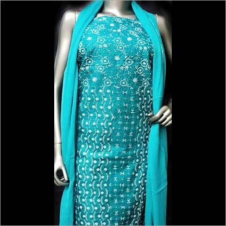 Tusser Silk Suit