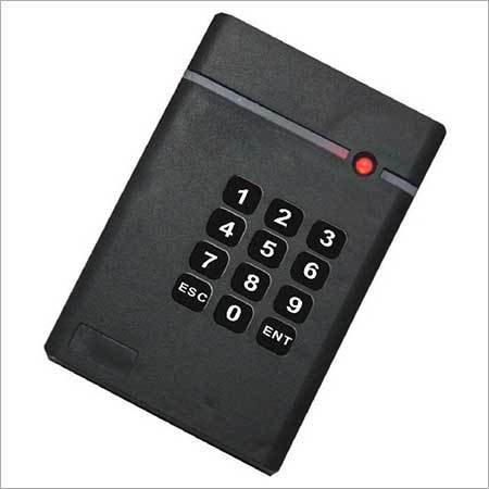 PIN Keyboard Reader