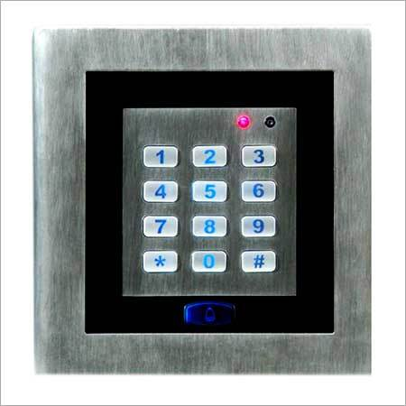 Metal Case Stand Alone Access Control