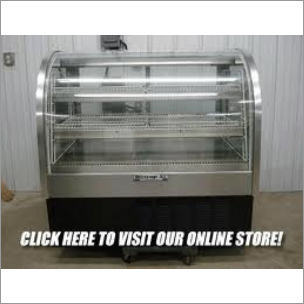 Used Display Counter